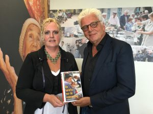 Helene Wesselingh en Jan Slagter