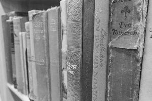 Boeken blijven altijd leven