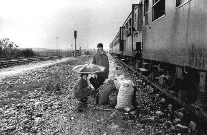 trein albanie